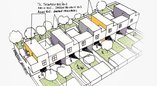 Location de solutions modulaires modulable for Habitat modulaire